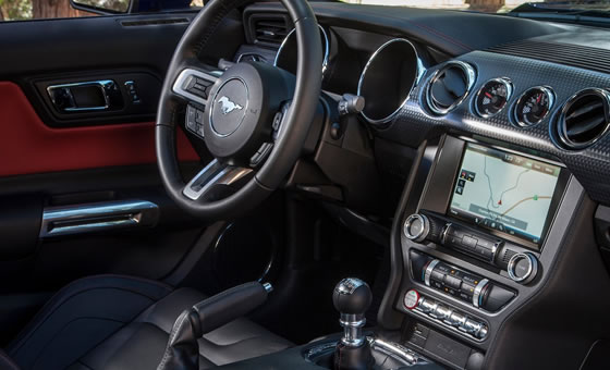 Importar Mustang