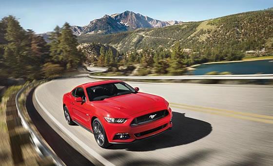 Importação Direta Mustang
