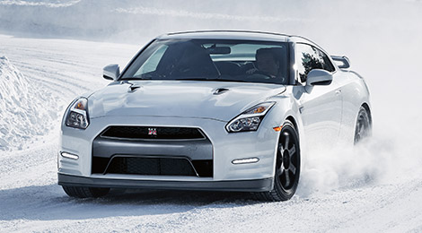 Nissan GT-R Suspensão