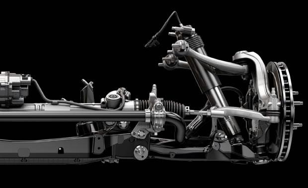 Suspensão Corvette Stingray 2016
