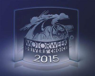 MotorWeek Drivers 'Choice Award