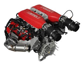Ferrari Motor 458