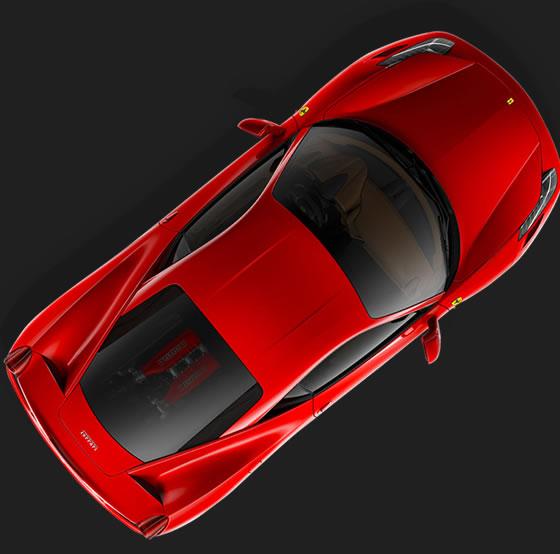 Importar Ferrari 458 Independente