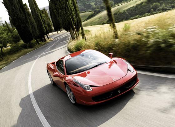 Importação Ferrari
