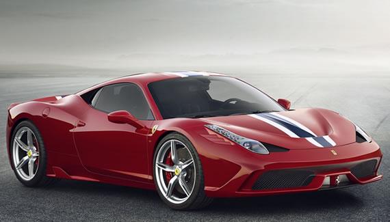 Ferrari 458 Importação direta