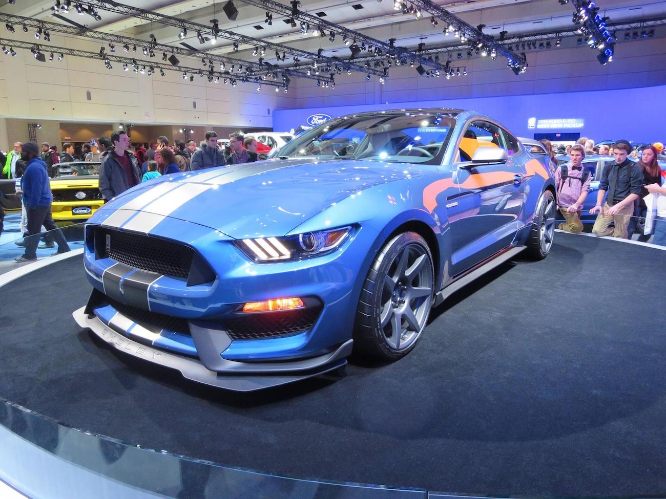 Importação direta Ford Mustang GT