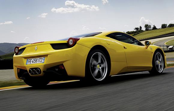 Ferrari 458 brasil