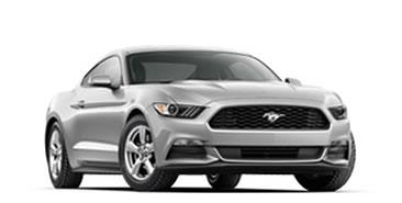 Ford Mustang V6 fastback