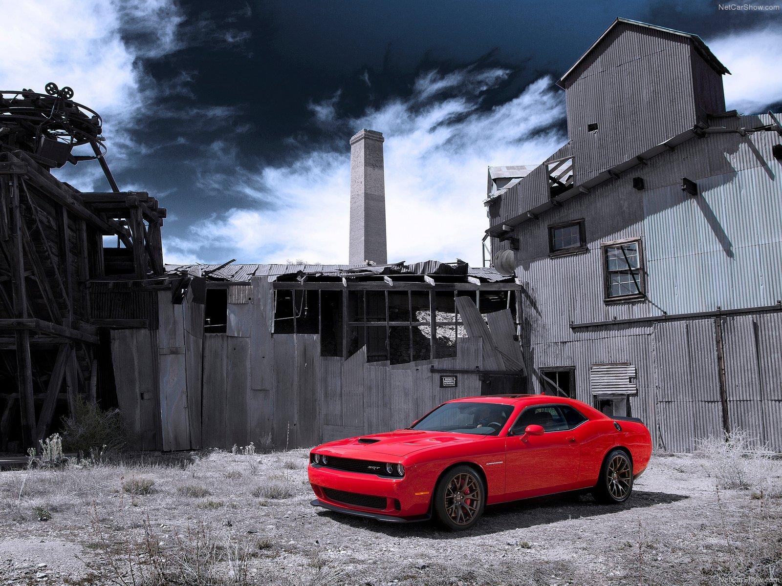 Importação Dodge Challenger
