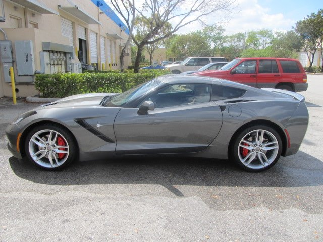 Corvette Stingray 2LT - Franca, SP