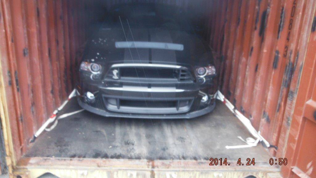 Mustang Shelby GT500 - Tremembe, SP