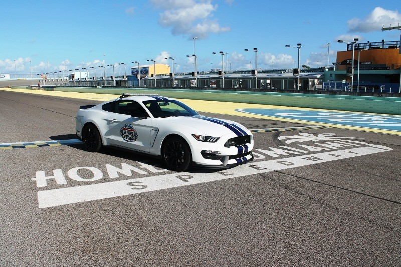 Shelby GT350 Pace Car Ford EcoBoost 400
