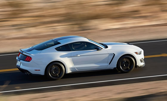 Importação independente Ford Mustang Shelby GT 350