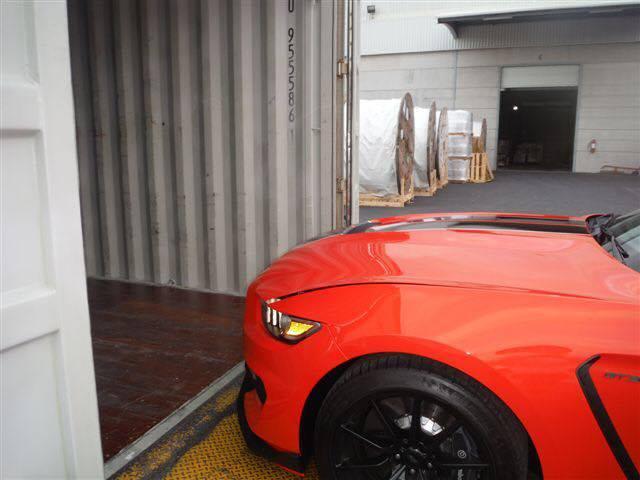 Ford Mustang importação