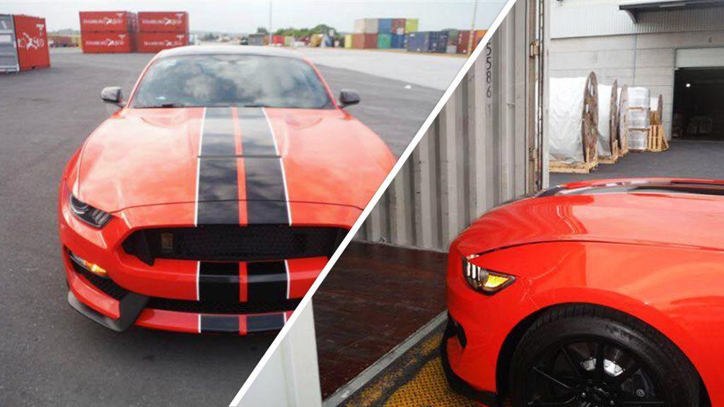 Importadora de carros Mustang